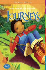Journeys  Teacher's Edition Volume 3 Grade 2-9780547251790