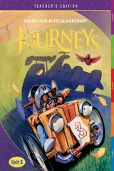 Journeys  Teacher's Edition Volume 5 Grade 3-9780547251844