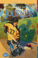 Journeys  Teacher's Edition Volume 1  Grade 5-9780547252025