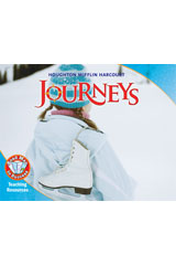Journeys  Tier 2 Road Map to Success: Teaching Resources Grade K-9780547254005