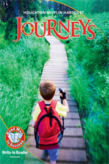 Journeys  Tier 2 Write-In Reader Volume 2 Grade 1-9780547254043