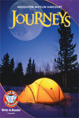 Journeys Tier 2 Write-In Reader Grade 3 - 9780547254173 | HMH