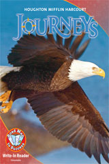 Journeys  Tier 2 Write-In Reader Grade 6-9780547254258