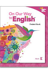 On Our Way to English  Comprehension Organizer Posters Grade K-9780547258003