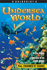 Steck-Vaughn BOLDPRINT Anthologies  Leveled Reader 6pk Magenta Undersea World-9780547261973