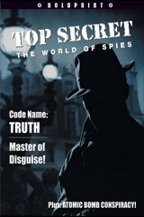 Steck-Vaughn BOLDPRINT Anthologies  Leveled Reader 6pk Green Top Secret: The World of Spies-9780547262468