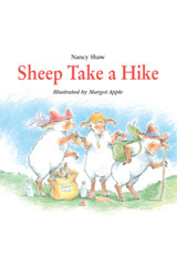 Journeys  Little Big Book Unit 4 Book 19 Grade K Sheep Take a Hike-9780547263434