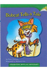 Journeys Leveled Readers  Individual Titles Set (6 copies each) Level J Bobcat Tells a Tale-9780547267128