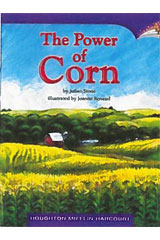 Journeys Leveled Readers  Individual Titles Set (6 copies each) Level P The Power of Corn-9780547267296