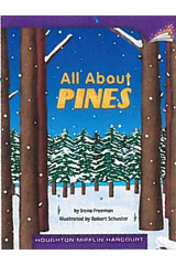 Journeys Leveled Readers  Individual Titles Set (6 copies each) Level L All About Pines-9780547267319