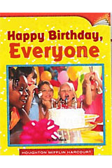 Journeys Leveled Readers  Individual Titles Set (6 copies each) Level J Happy Birthday Everyone-9780547267456