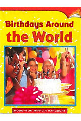 Journeys Leveled Readers  Individual Titles Set (6 copies each) Level J Birthdays Around the World-9780547267463