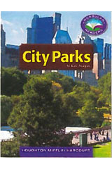 Journeys Leveled Readers  Individual Titles Set (6 copies each) Level L City Parks-9780547267746