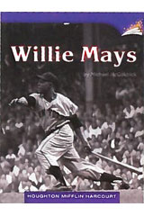 Journeys Leveled Readers Texas Individual Titles Set (6 copies each) Level J Willie Mays-9780547267760