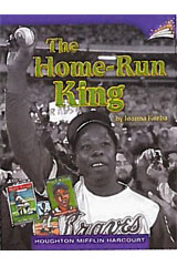 Journeys Leveled Readers  Individual Titles Set (6 copies each) Level O The Home Run King-9780547267791