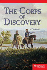 Journeys Leveled Readers  Individual Titles Set (6 copies each) Level S The Corps of Discovery-9780547268279