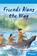 Journeys Leveled Readers  Individual Titles Set (6 copies each) Level W Friends Along the Way-9780547268293