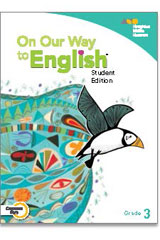 On Our Way to English  Leveled Reader 6pk Grade 3 The Living Desert-9780547282695