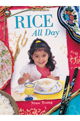 On Our Way to English  Small Big Book 6pk Grade K Rice All Day-9780547282916