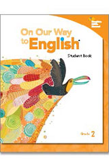 On Our Way to English  Leveled Reader 6pk Grade 2 Mom's Salsa Garden-9780547284620