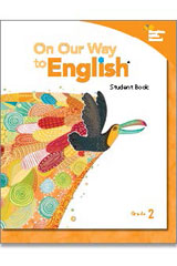 On Our Way to English  Small Big Book 6pk Grade 2 Ibis and Jaguar's Dinner-9780547285337
