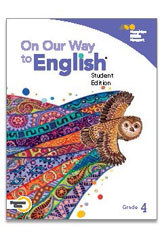 On Our Way to English  Leveled Reader 6pk Grade 4 Under Lock and Key-9780547286532