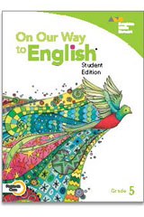 On Our Way to English  Leveled Reader 6pk Grade 5 Space Mail-9780547287782