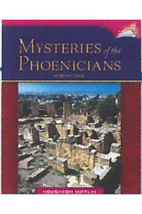 Journeys Leveled Readers  Individual Titles Set (6 copies each) Level Z Mysteries of the Phoenicians-9780547299266