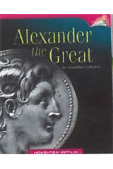 Journeys Leveled Readers  Individual Titles Set (6 copies each) Level V Alexander the Great-9780547299280