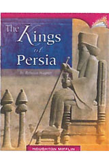 Journeys Leveled Readers  Individual Titles Set (6 copies each) Level X The Kings of Persia-9780547299303