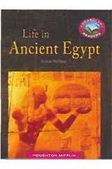 Journeys Leveled Readers  Individual Titles Set (6 copies each) Level U Life in Ancient Egypt-9780547299341