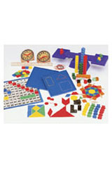 Saxon Homeschool Manipulative Kit 1st Edition