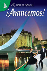 ¡Avancemos!  eEdition Online with Cuaderno (1-year subscription ) Level 1B-9780547318585