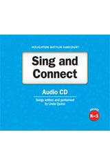 Journeys  Sing and Connect Audio CD Grades K-1-9780547336848