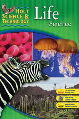 Holt Science & Technology  Homeschool Package Life Science-9780547353883