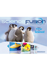 ScienceFusion Student Edition Interactive Worktext Grade K