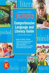 Journeys  Comprehensive Language and Literacy Guide Grade K-9780547368795