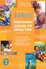 Journeys  Comprehensive Language and Literacy Guide Grade 2-9780547368801