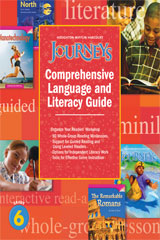 Journeys  Comprehensive Language and Literacy Guide Grade 6-9780547368863