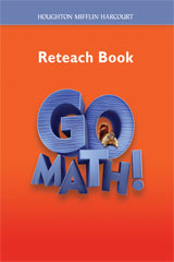 Go Math!  Reteach Workbook Student Edition, Grade 2-9780547392806