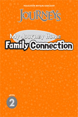Journeys  Family Connection Book Grade 2-9780547406756