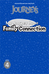 Journeys  Family Connection Book Grade 4-9780547406794