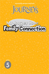 Journeys  Family Connection Book Grade 5-9780547406800