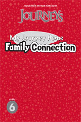 Journeys  Family Connection Book Grade 6-9780547406817