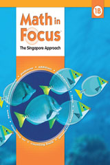Math in Focus: Singapore Math Homeschool Package, 2nd Semester Grade 1