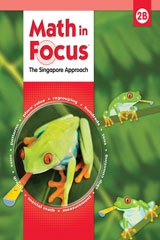 Math in Focus: Singapore Math  Homeschool Package, 2nd Semester Grade 2-9780547428789