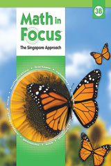 Math in Focus: Singapore Math  Homeschool Package, 2nd Semester Grade 3-9780547428802
