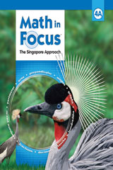 Math in Focus: Singapore Math  Homeschool Package, 1st Semester Grade 4-9780547428819