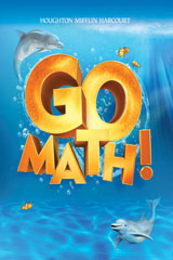 Go Math! 1 Year Student Edition and Practice Book Bundle Grade K-9780547444215