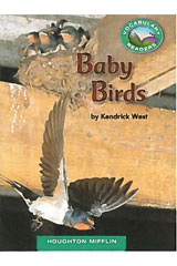 Journeys Vocabulary Readers  Individual Titles Set (6 copies each) Level E Baby Birds-9780547445526